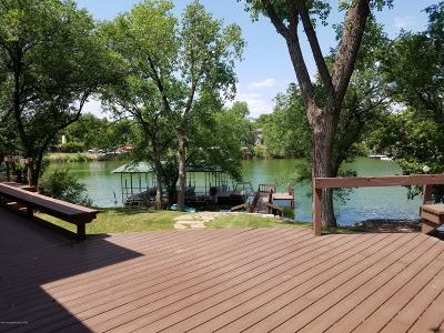 Amarillo Single Family Home For Sale: 407 Shore Dr