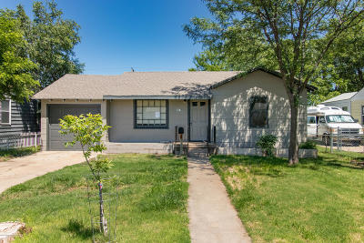 Amarillo Single Family Home For Sale: 4617 Bowie St