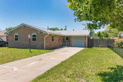 Amarillo Single Family Home For Sale: 1314 Clyde St