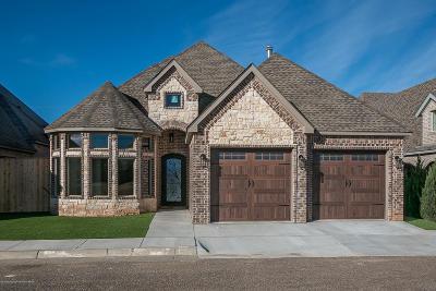 Amarillo Single Family Home For Sale: 8 Kingsridge Pl