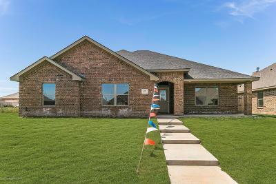 Amarillo Single Family Home For Sale: 2707 Spokane Ave
