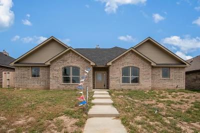Amarillo Single Family Home For Sale: 3004 Atlanta Dr