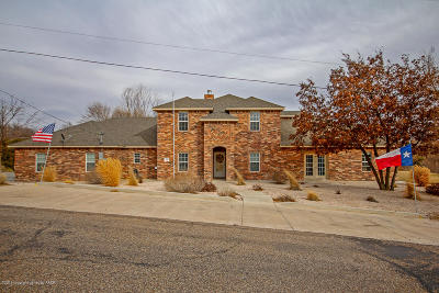 Amarillo Single Family Home For Sale: 143 Bayshore Dr.