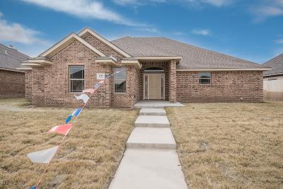 Amarillo Single Family Home For Sale: 2709 Spokane Ave