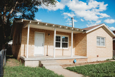 Amarillo Single Family Home For Sale: 709 Forest St