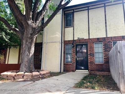 Amarillo Condo/Townhouse For Sale: 13 Memory Pl