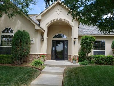 Amarillo Single Family Home For Sale: 4610 Cape Verde Ct.