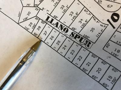 Fritch Residential Lots & Land For Sale: Lot: 27 Llano Spur