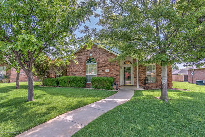 Amarillo Single Family Home For Sale: 7909 Triumph Pl