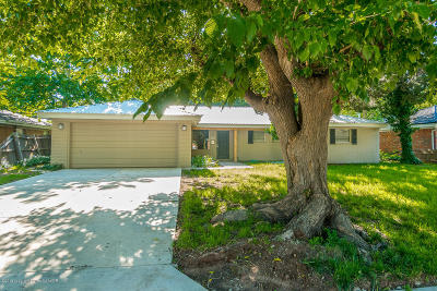 Amarillo Single Family Home For Sale: 3415 Sunlite St