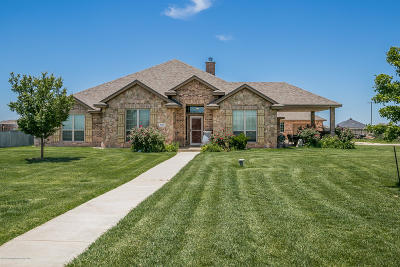 Amarillo Single Family Home For Sale: 5300 Mesquite Springs Trl