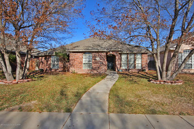 Amarillo Single Family Home For Sale: 7004 Canterbury Pl