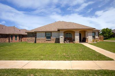 Amarillo Single Family Home For Sale: 7415 Memphis Ave