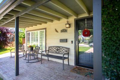 Amarillo Single Family Home For Sale: 1225 Fannin St