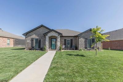 Amarillo Single Family Home For Sale: 9806 Asher Ave