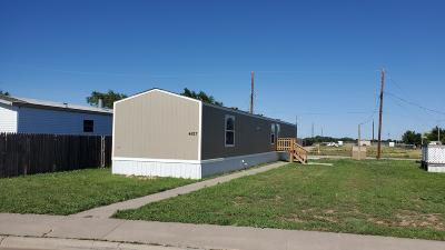 Mobile Home For Sale: 4627 Pond Dr