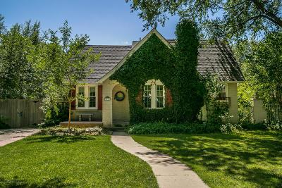 Amarillo Single Family Home For Sale: 2202 Lipscomb St