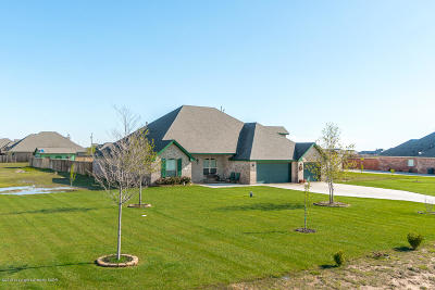 Amarillo Single Family Home For Sale: 5601 Joshua Deets Trl