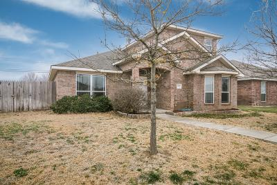 Amarillo Single Family Home For Sale: 1419 62nd Ave