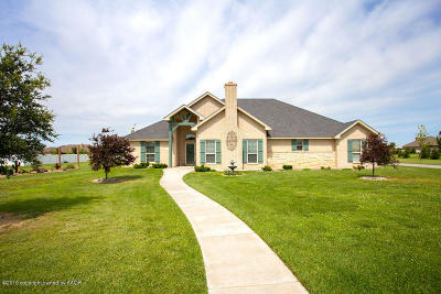 Amarillo Single Family Home For Sale: 9150 Bridle Trl