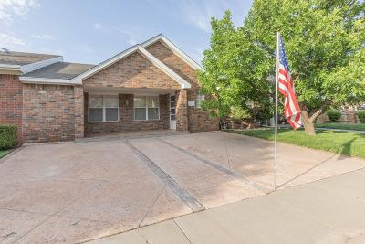 Randall County Condo/Townhouse For Sale: 7907 Legend Ave