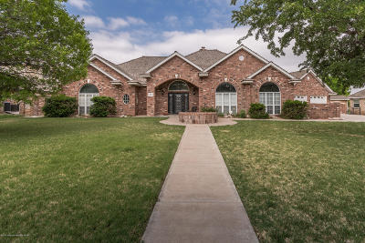 Amarillo Single Family Home For Sale: 300 Partridge Dr
