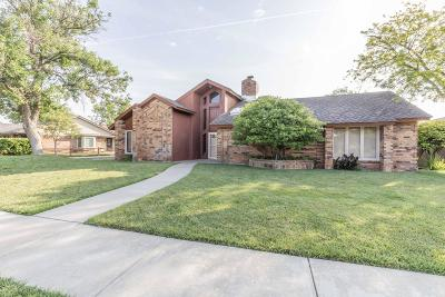 Amarillo Single Family Home For Sale: 3521 Timber Dr