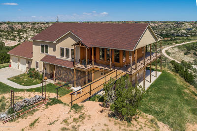 Single Family Home For Sale: 7701 Distant View Dr