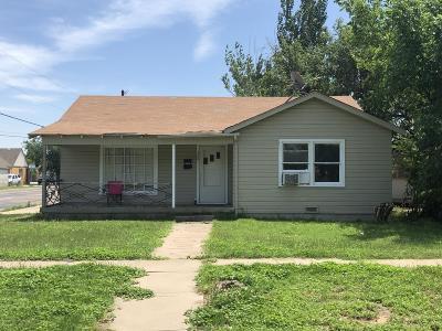 Multi Family Home For Sale: 3401 Van Buren St