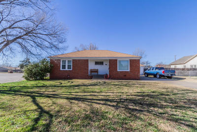 Amarillo Single Family Home For Sale: 4202 Bowie St