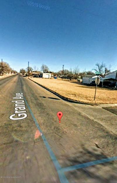 Hereford Residential Lots & Land For Sale: 309 Grand Ave