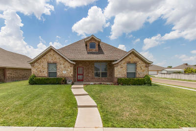 Amarillo Single Family Home For Sale: 8100 Alexandria Ave
