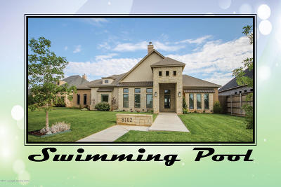 Potter County, Randall County Single Family Home For Sale: 8102 Georgetown Dr