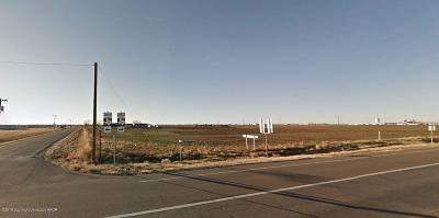 Amarillo Residential Lots & Land For Sale: Hwy 1151 Fm & Intersection Cla St