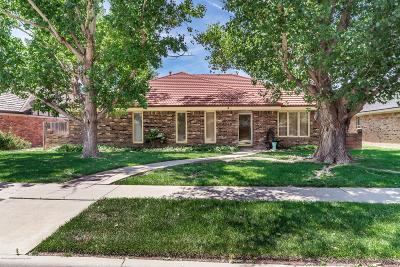 Amarillo Single Family Home For Sale: 7020 Fulham Dr