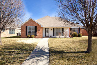 Potter County, Randall County Single Family Home For Sale: 6814 Daniel Dr