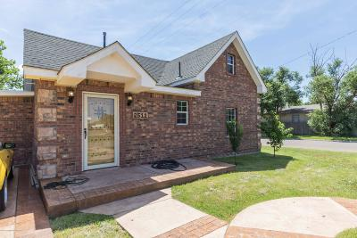 Potter County Single Family Home For Sale: 2511 Garfield
