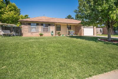 Canyon Single Family Home For Sale: 810 Santa Fe Trl