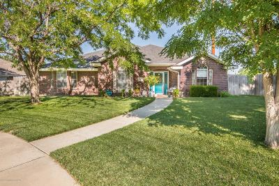 Amarillo Single Family Home For Sale: 5800 Leigh St