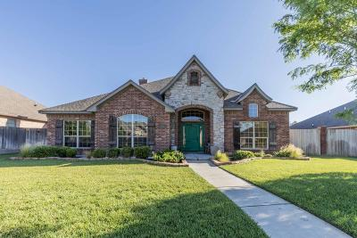 Amarillo Single Family Home For Sale: 8004 Greenbriar Dr
