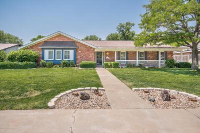 Amarillo Single Family Home For Sale: 3520 Bremond Dr