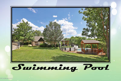 Amarillo Single Family Home For Sale: 180 Dolphin Ter