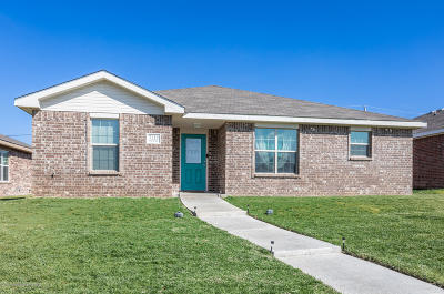 Amarillo Single Family Home For Sale: 7113 Voyager Trl