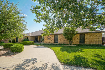 Amarillo Single Family Home For Sale: 5727 Mary Dell Dr
