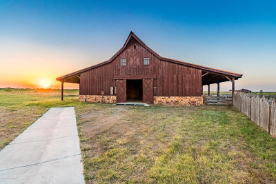 Amarillo Residential Lots & Land For Sale: 6701 Red Rock Rd