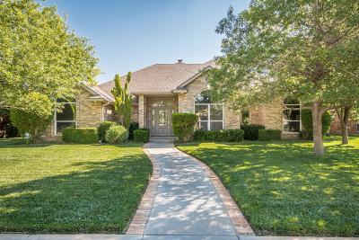 Amarillo Single Family Home For Sale: 8215 Progress Dr