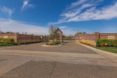 Amarillo Residential Lots & Land For Sale: 3 Kingsridge Pl