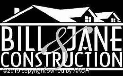 Bushland Residential Lots & Land For Sale: 2201 Ginger