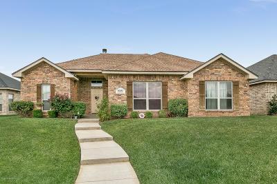 Amarillo Single Family Home For Sale: 6506 Nancy Ellen St