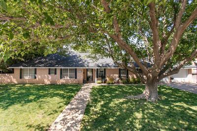 Amarillo Single Family Home For Sale: 3527 Bremond Dr